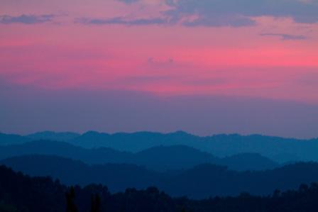 View_from Bwindi_at_Sunset_Uganda