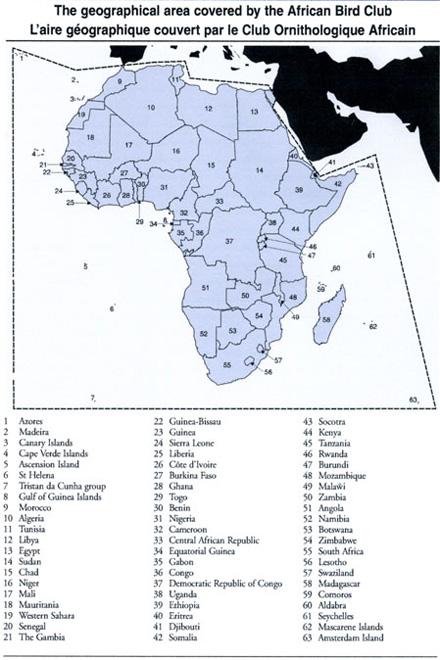 African_Bird_Club_Region