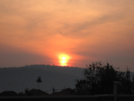 Kigali_sunrise_Rwanda