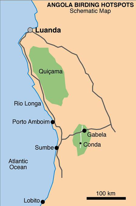 Angola_birding_hotspots_map