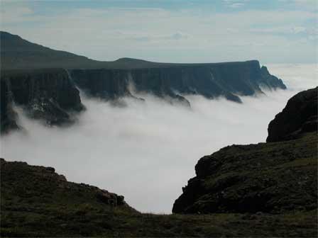 Lesotho_Mountains